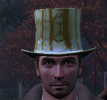 Top hat, gold, male, front.png